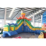 High quality inflatable water park slide