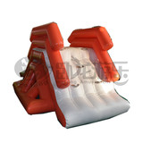 Factory prices inflatable water slides