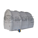0.55mm PVC inflatable dome tent