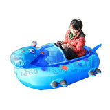 high quality electric water bumper boat for sale