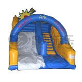 commercial inflatable slide for kids