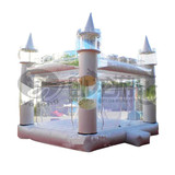 Manufacturing PVC inflatable bouncer combo