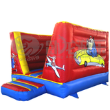 Fun park kids inflatable bounce