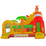 High Quality amazing inflatable bouncer castle