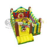SGS custom pvc playground bouncer
