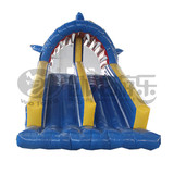 High Quality amusement inflatable slide