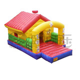 new inflatable castle home