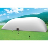 large inflatable building, inflatable dome tent