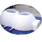 Amusement inflatable tent china