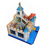 Factory Supply inflatable castle blocks