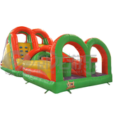 Cheap commercial adult inflatable slide