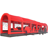 Cute Style PVC kids obstacle course equipment