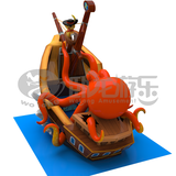 Factory Wholesale inflatable water play park