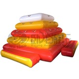 commercial outdoor inflatable water tube
