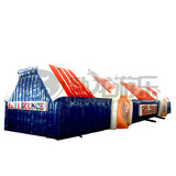 Outdoor large inflatable tent