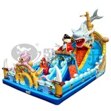 Professional EN14960 inflatable animal bouncers