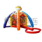 cheap inflatable bouncer castle moonwalk