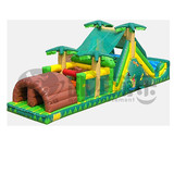 PVC cheap inflatable obstacle course