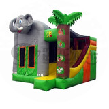 Manufacturing PVC inflatable toy castle