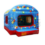 SGS cheap inflatable bouncer for sale