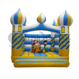 Kids air inflatable bouncers