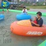 inflatable boat pvc water bumper boat for sale