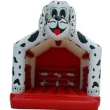 Factory Supply inflatable bouncer slide