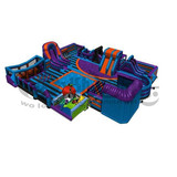 customized inflatable bouncer castle
