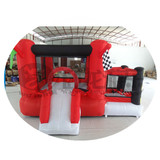 Factory Commercial inflatable combo castles