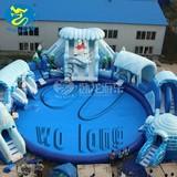 customized mobile amusement park