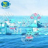 China High Quality commercial floating water park