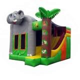 PVC bouncer bouncy castle