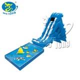 New design inflatable pool slide