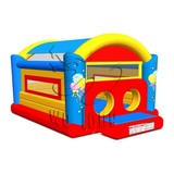 Factory Supply Commercial inflatable castle jumping
