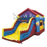 Kids PVC inflatable castle cheap