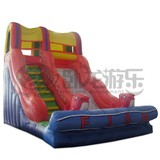 popular PVC slide inflatable