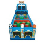 Cute Style PVC obstacle course equipment