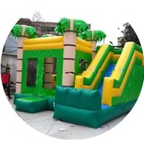 Factory Supply Commercial kids castle tent