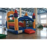 commercial slide inflatable for outdoor activities
