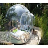 Commercial inflatable clear tent