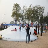 Amusement park inflatable amusement games jumping cloud