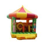 Fun park equipment outdoor kids inflatable bouncer