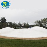 funny inflatable jumping cloud