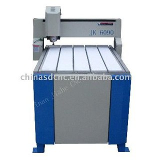 JK-6090 Wood CNC Machine with 4 axis