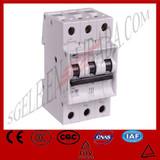 2A-63amp 6KA 5SX miniature circuit breaker micro circuit breaker