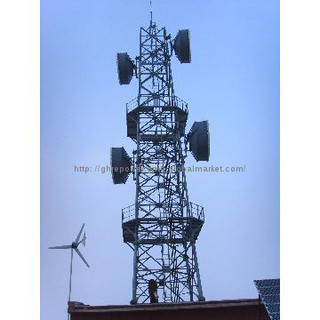 5kW wind  generator, wind and solar hybrid for, BTS, telecom system