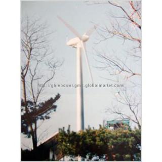 50KW Wind Turbine Generator, aerogenerator, Europe commercial invest