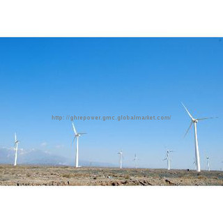 60kW Wind Turbine, Italy market wind generator, on grid windmill