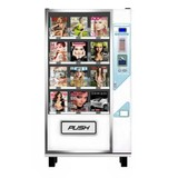 Book Vending Machine, Magazine Vending Machine, Non-fod vending machin