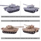 1:58 RC  alloy tank